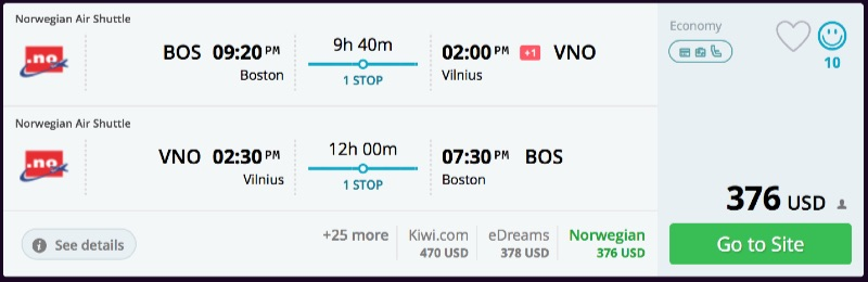 Boston_to_Vilnius_flights_-_momondo