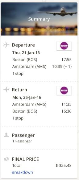 Boston-to-Amsterdam