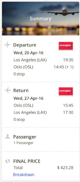 Los-angeles-to-oslo