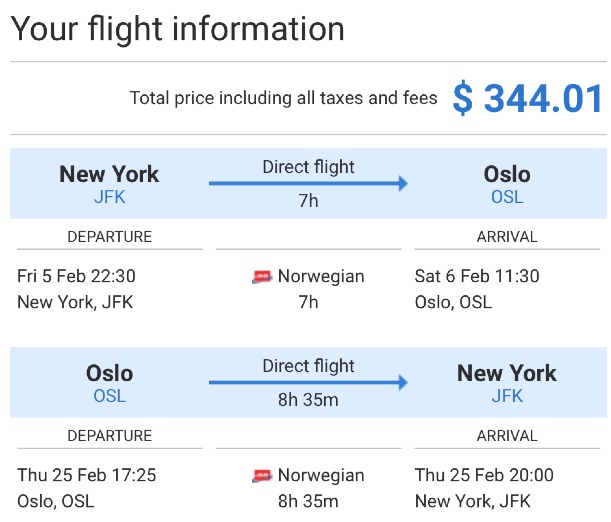 new-york-to-oslo