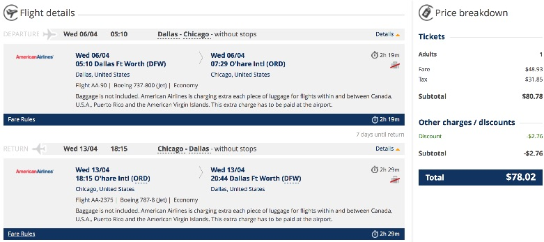 dallas-to-chicago