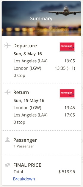 los-angeles-to-london
