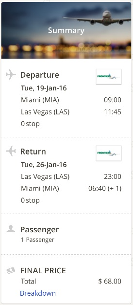 miami-to-las-vegas