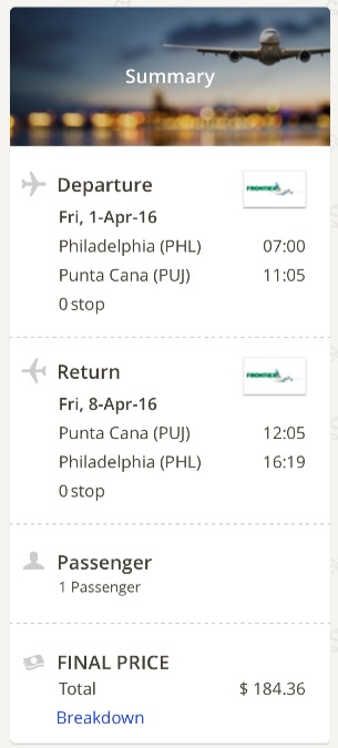 philadelphia-to-punta-cana
