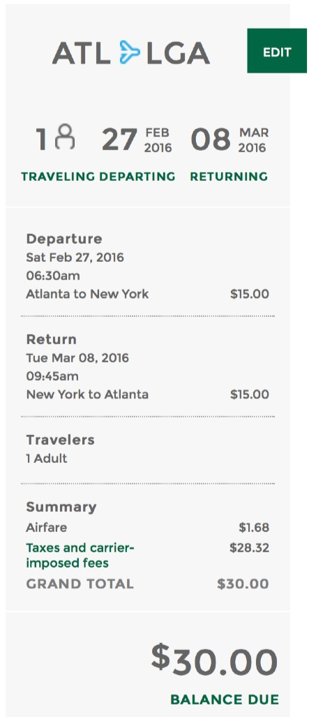 atlnata-to-new-york-discount