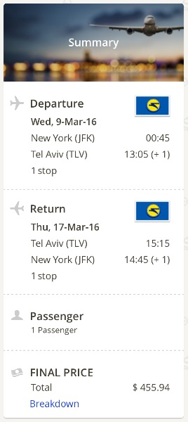 new-york-to-telaviv