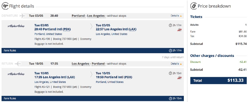portland-to-los-angeles