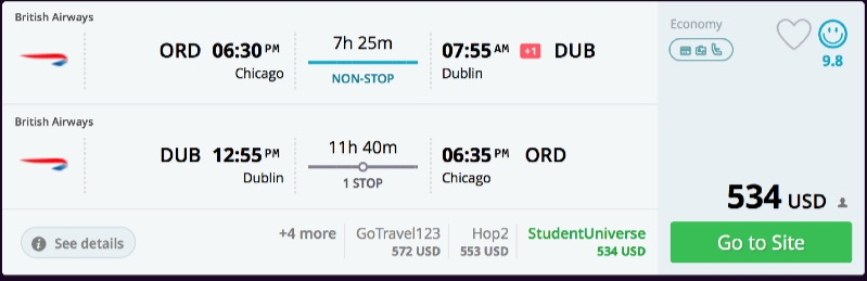 Chicago_to_Dublin_flights