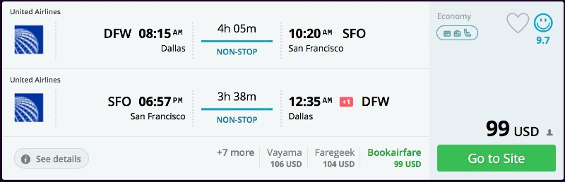 Dallas_to_San_Francisco_flights