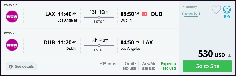 Los_Angeles_to_Dublin_flights