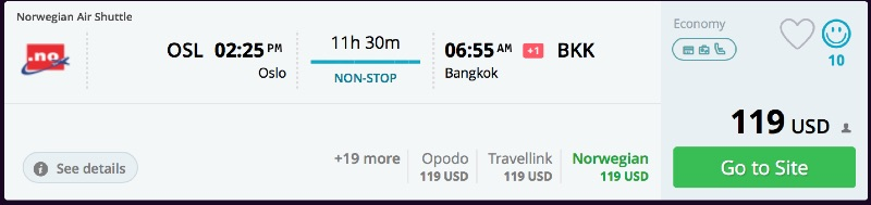 Oslo_to_Bangkok_flights
