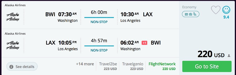 Washington_DC_to_Los_Angeles_flights