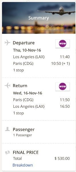 los-angeles-to-paris