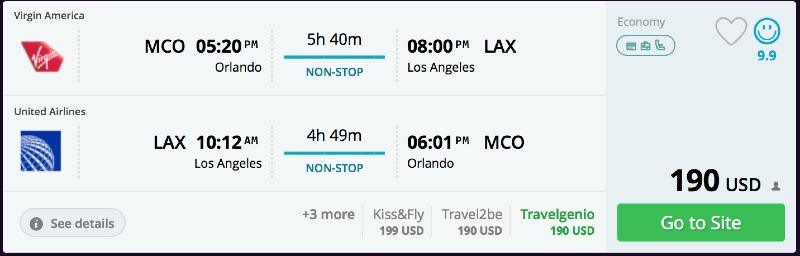 orlando-to-los-angeles