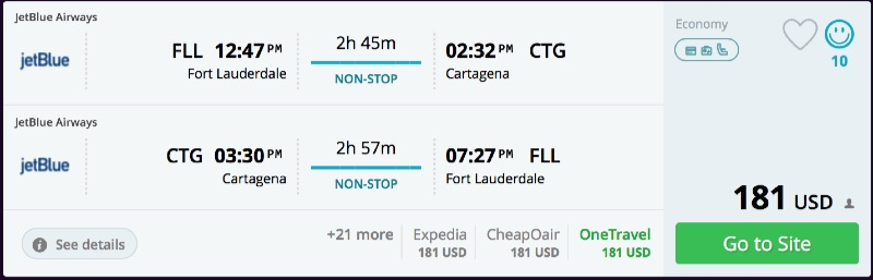 Fort_Lauderdale_to_Cartagena_flights_-_momondo