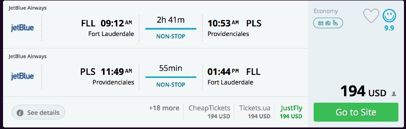 Fort_Lauderdale_to_Providenciales_flights_-_momondo