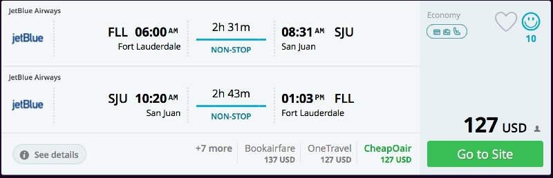 Fort_Lauderdale_to_San_Juan_flights_-_momondo