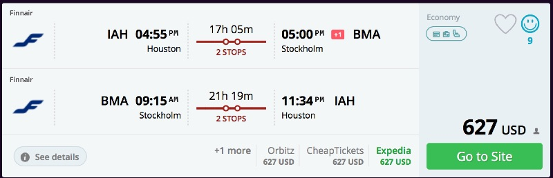 Houston_to_Stockholm_flights_-_momondo