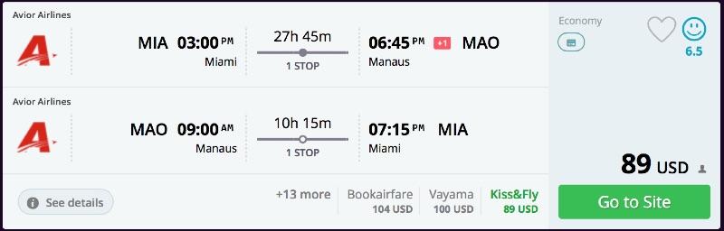 Miami_to_Manaus_flights_-_momondo