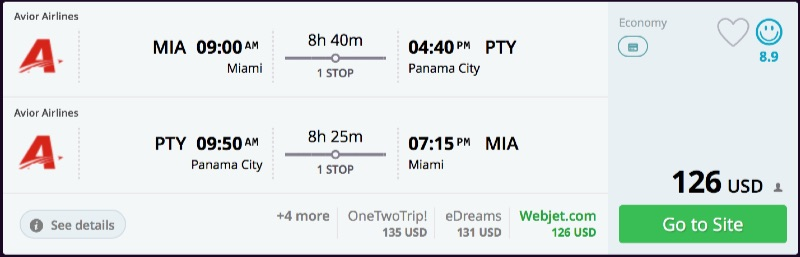 Miami_to_Panama_City_flights_-_momondo