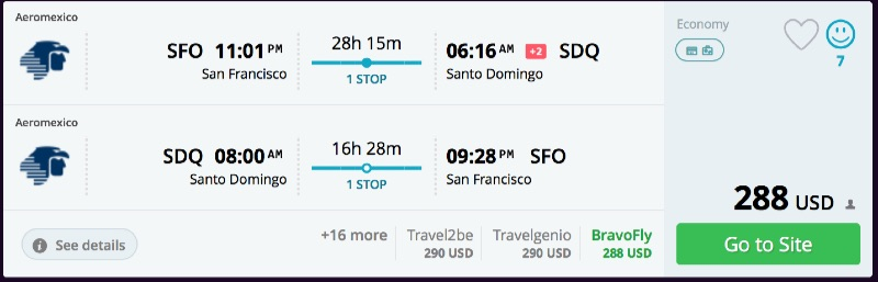 San_Francisco_to_Santo_Domingo_flights_-_momondo