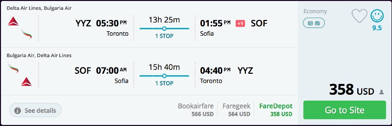Toronto_to_Sofia_flights_-_momondo