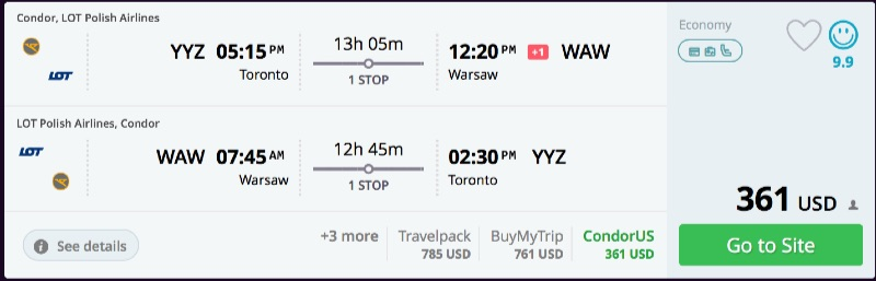 Toronto_to_Warsaw_flights_-_momondo