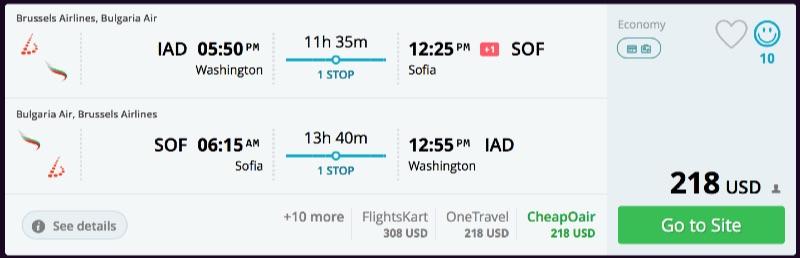 Washington_DC_to_Sofia_flights_-_momondo