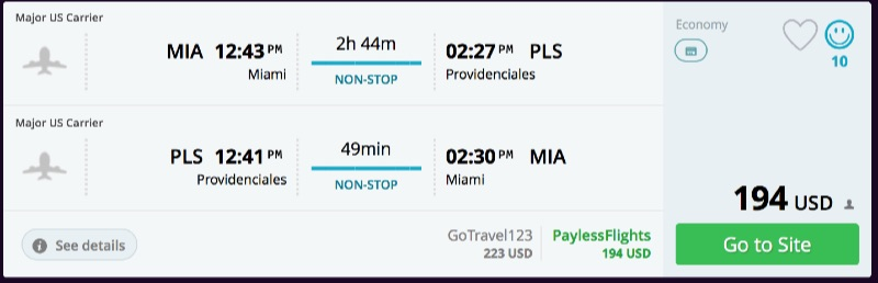 Miami_to_Providenciales_flights_-_momondo