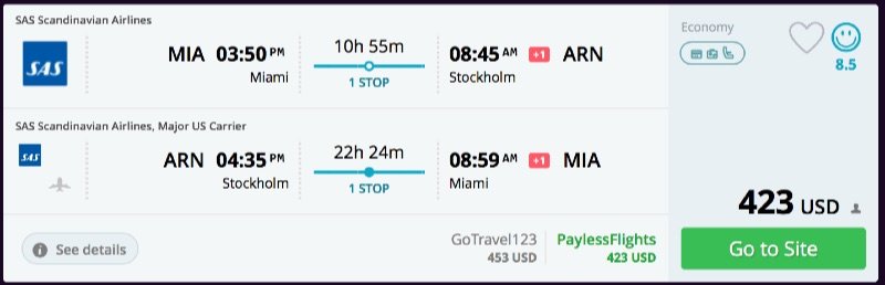 Miami_to_Stockholm_flights_-_momondo
