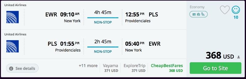 New_York_to_Providenciales_flights_-_momondo