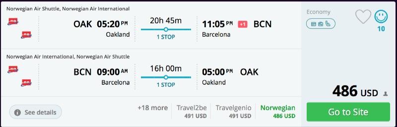 Oakland_to_Barcelona_flights_-_momondo