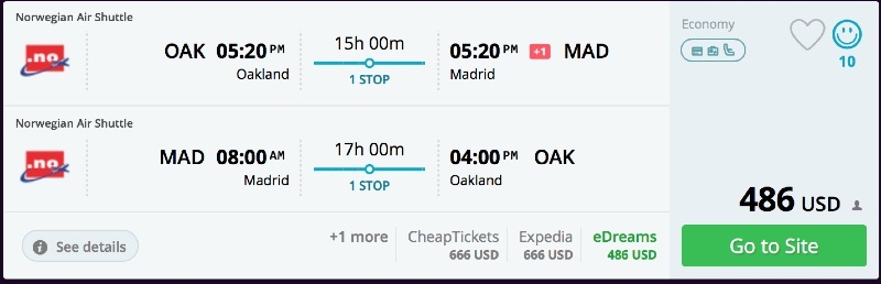 Oakland_to_Madrid_flights_-_momondo