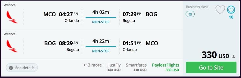 Orlando_to_Bogota_flights_-_momondo