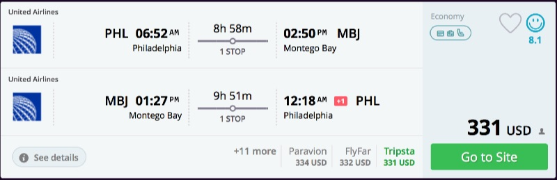 Philadelphia_to_Montego_Bay_flights_-_momondo