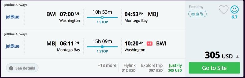 Washington_DC_to_Montego_Bay_flights_-_momondo