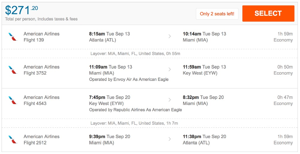 80__off_cheap_flights_from_Atlanta_to_Key_West_-_FlightHub_com