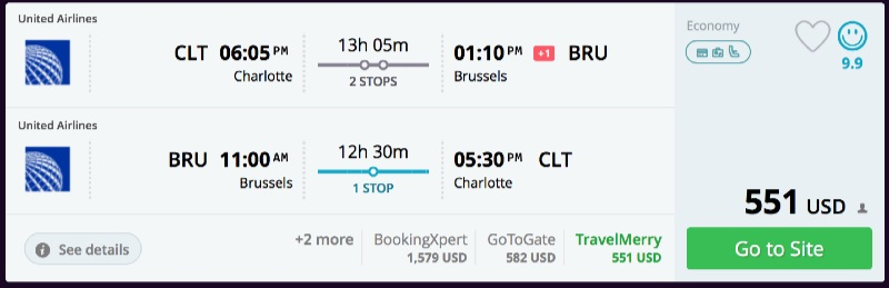 Charlotte_to_Brussels_flights_-_momondo