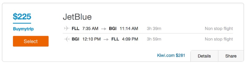Cheap_flights_from_Fort_Lauderdale_to_Bridgetown_-_Dohop