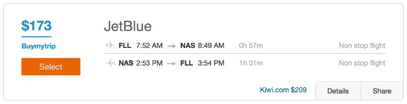 Cheap_flights_from_Fort_Lauderdale_to_Nassau_-_Dohop