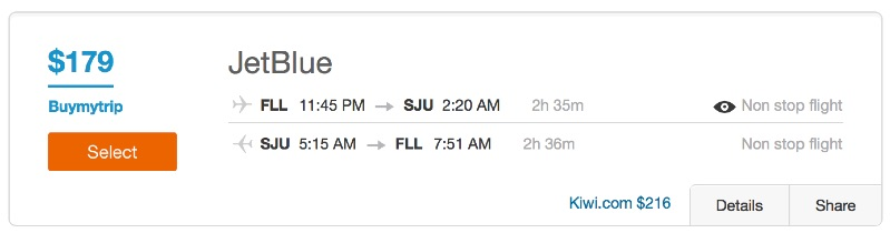 Cheap_flights_from_Fort_Lauderdale_to_San_Juan_-_Dohop