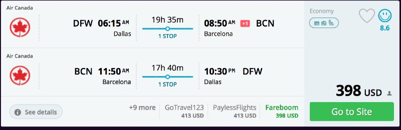 Dallas_to_Barcelona_flights_-_momondo