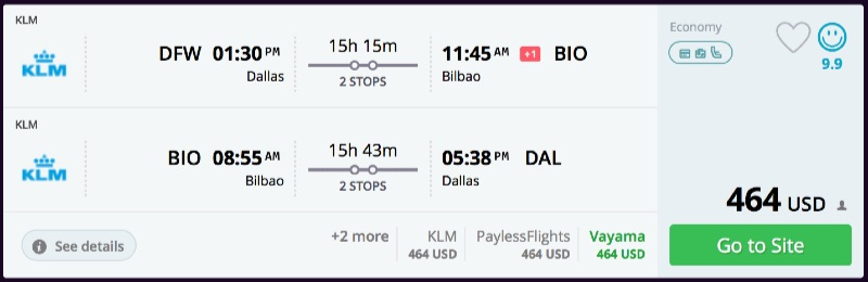 Dallas_to_Bilbao_flights_-_momondo