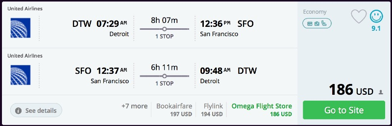 Detroit_to_San_Francisco_flights_-_momondo