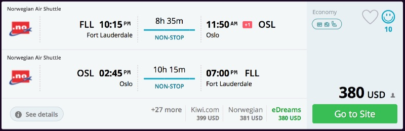 Fort_Lauderdale_to_Oslo_flights_-_momondo