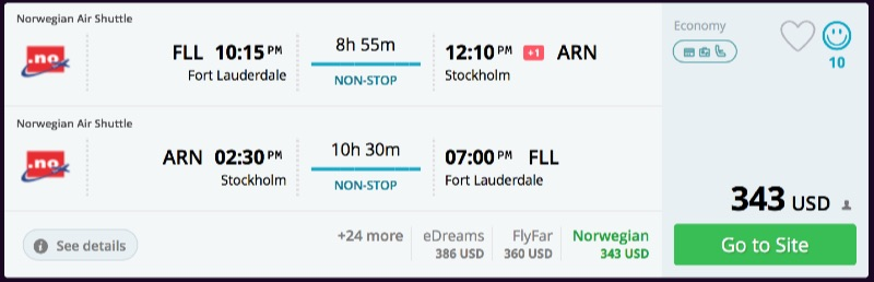 Fort_Lauderdale_to_Stockholm_flights_-_momondo