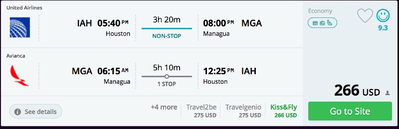Houston_to_Managua_flights_-_momondo