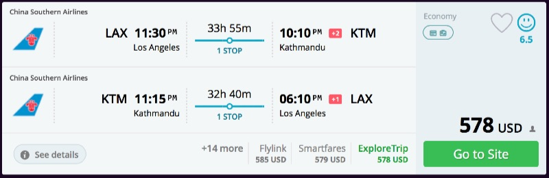 Los_Angeles_to_Kathmandu_flights_-_momondo