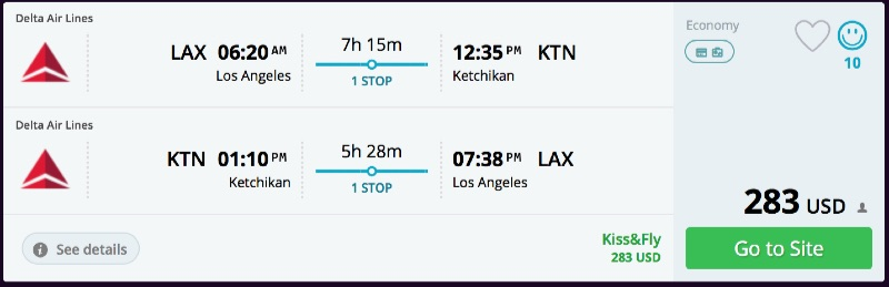 Los_Angeles_to_Ketchikan_flights_-_momondo