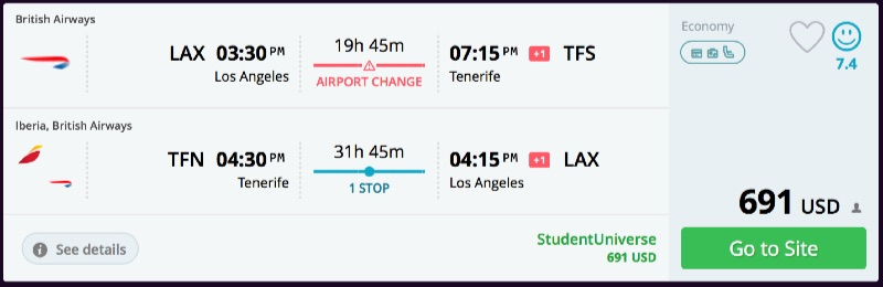 Los_Angeles_to_Tenerife_flights_-_momondo